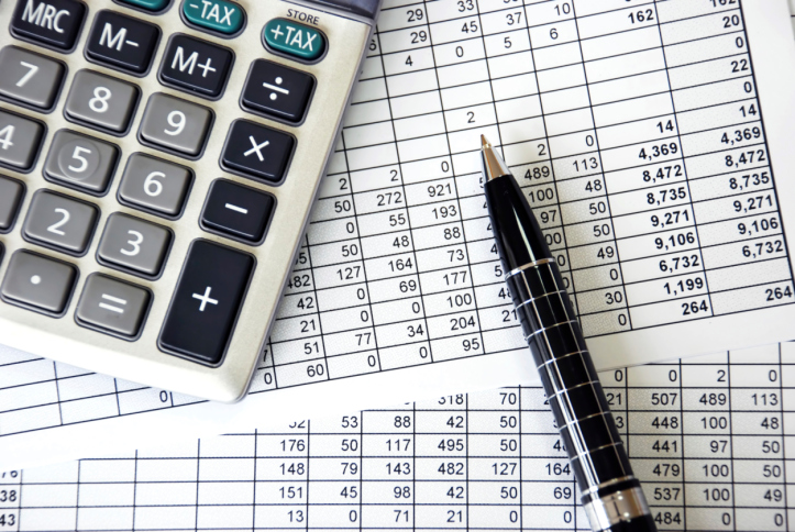 using accurate financials
