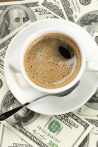 A Finance Lesson for Your Teenager – The Opportunity Cost of a Cup of Coffee